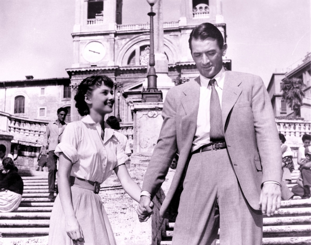 "The 1953 Academy Award®-winning film ""Roman Holiday"" starred Audrey Hepburn as Anne, a young European princess who finds romance with reporter Joe Bradley played by Gregory Peck.  Hepburn won the Best Actress Oscar® for her performance in the film.  In celebration of the film's 50th anniversary, ""Roman Holiday"" will screen at the Academy of Motion Picture Arts and Sciences in Beverly Hills on Thursday, September 25, 2003."